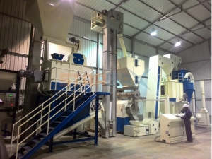 CUSTOMIZED TURNKEY FEED MILL PROJECTS